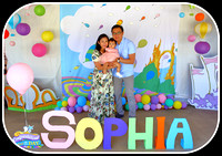 Sophia's First Birthday Party 2018